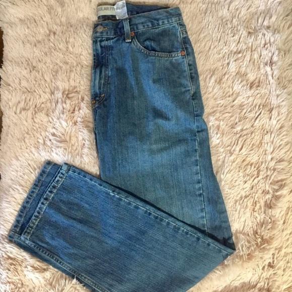 5d349554250 Levi's Jeans | Levis Regular Fit 505 Denim Blue 34 | Poshmark